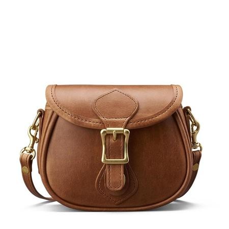 J.w.hulme Legacy Handbag - Saddle