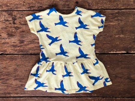 kids Nadadelazos Dress - Flying Seagulls