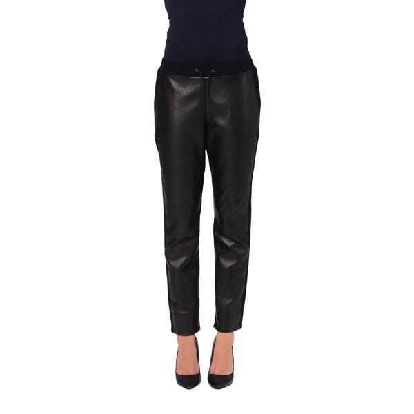 LAMARQUE TASHA Leather Jogging Pant