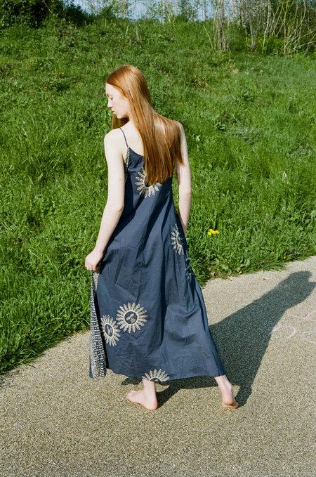 Natalie Martin Heather Maxi Dress - Indigo Sun