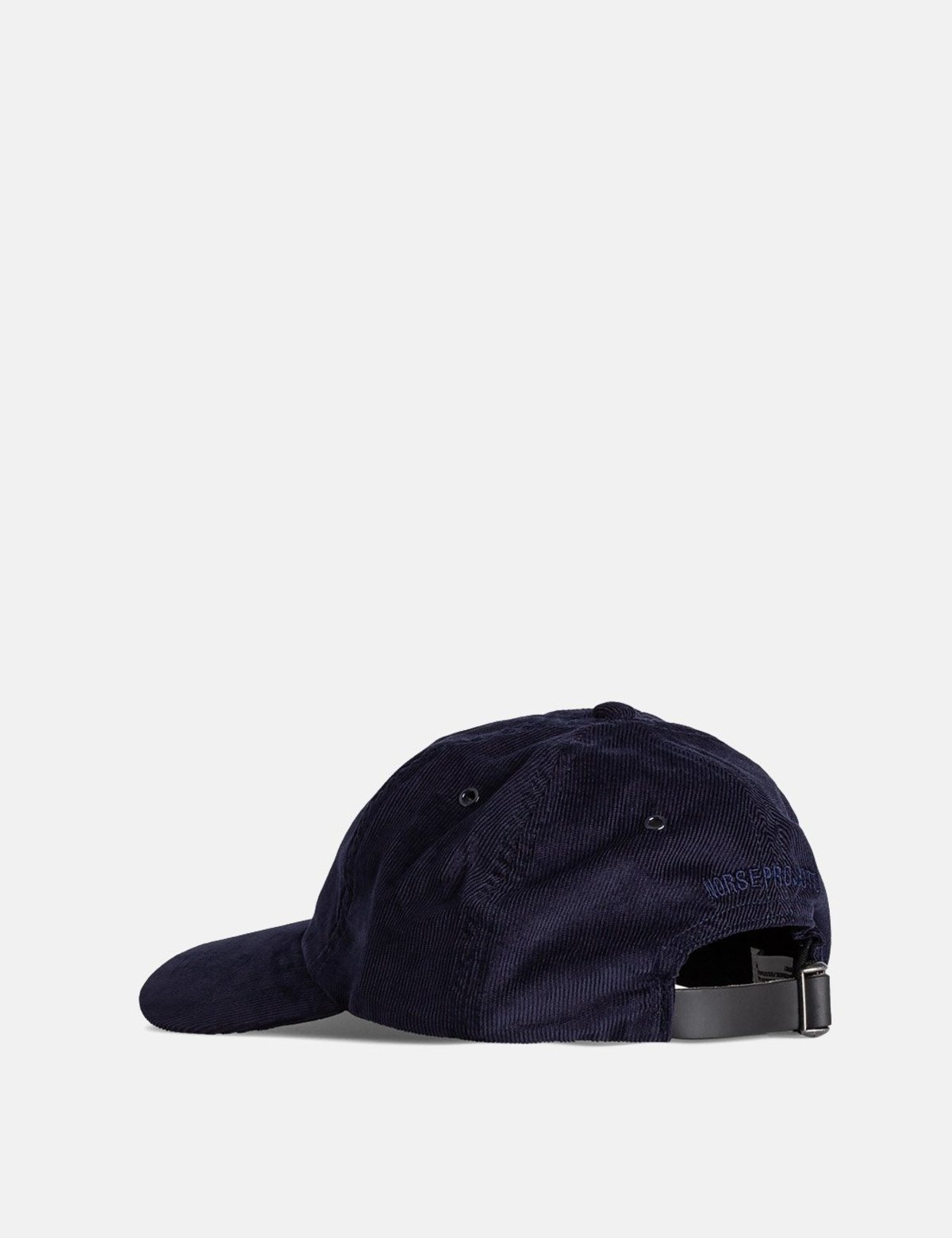 5afc8cffa4c Norse Projects Baby Corduroy Sports Cap - Dark Navy Blue