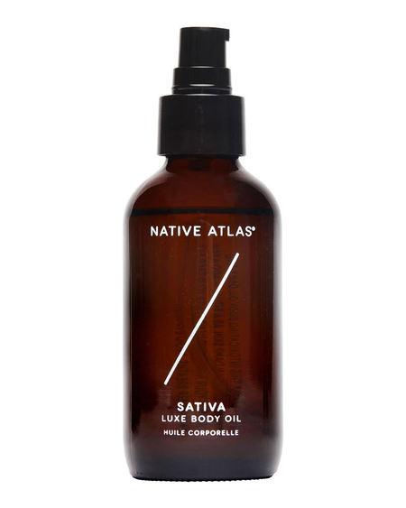 Native Atlas Sativa Luxurious Body Oil