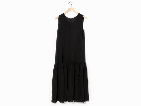 Sara Lanzi Shift Dress - Black