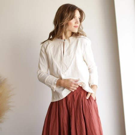 Atelier Delphine Meadow Top - Kinari