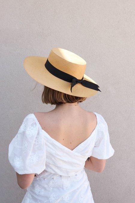 Lack of Color Cruz Panama II Hat - mustard
