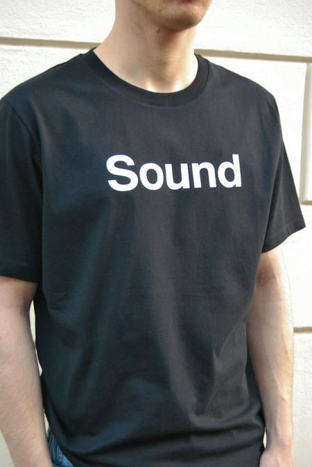 Department.5 Sound Tee - BLACK