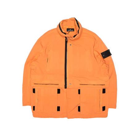 STONE ISLAND SHADOW PROJECT Divided Field jacket - orange