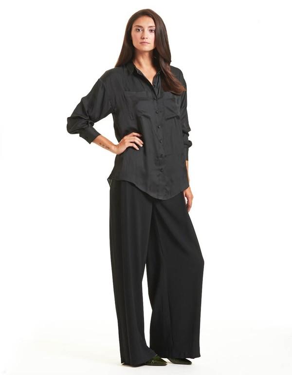 Morgan Carper Aditya Oversized Blouse