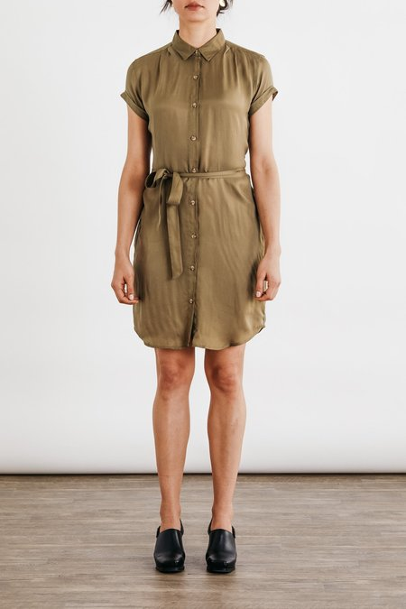 Bridge & Burn Merit Shirt Dress - Willow