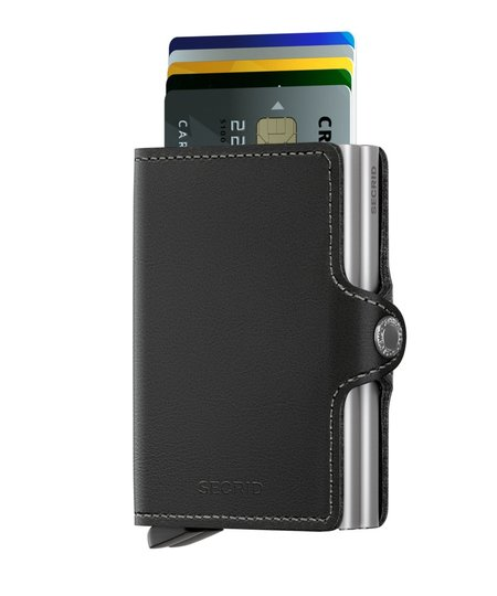 SECRID Original RFID Twin Wallet - BLACK