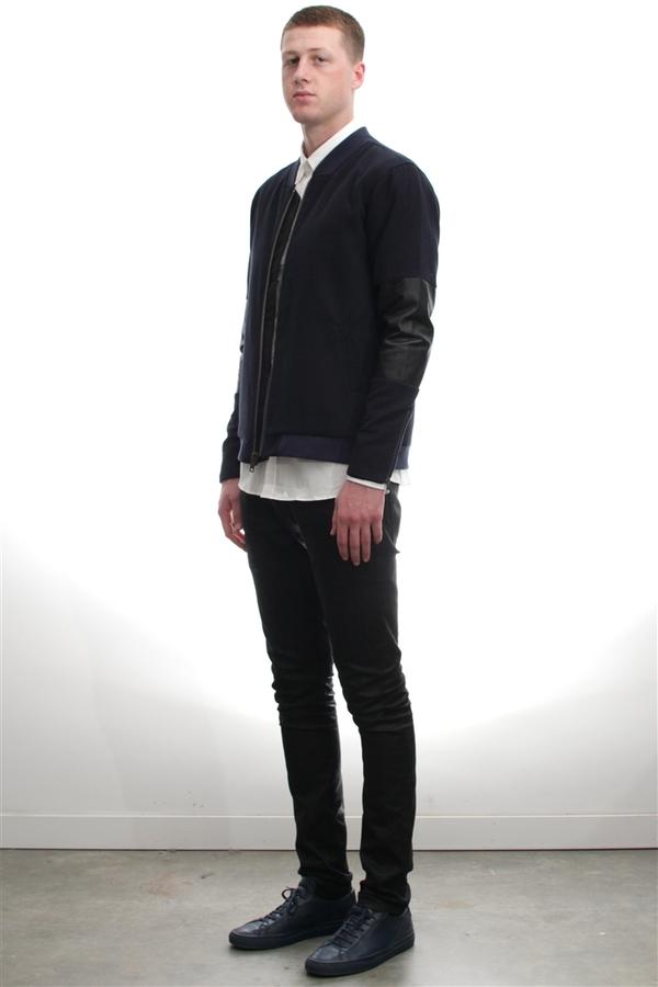 Men's Timo Weiland Steve Bomber Jacket
