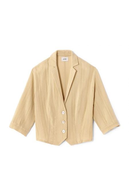 Polder Anaise Shirt - Vanilla