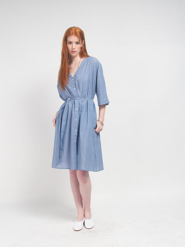 Kowtow Domus Shirt Dress