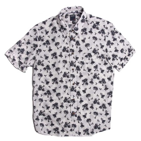 Benson Short Sleeve shirt - Hawaii