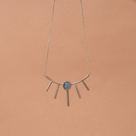 Stray Large Sunray Necklace