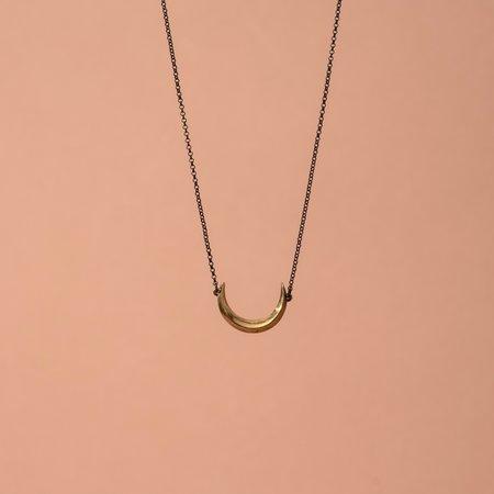 Dwellore Mini La Luna Necklace
