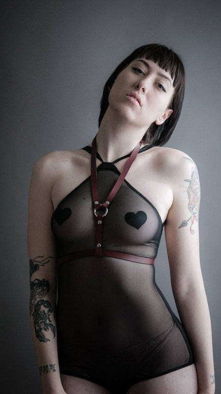 Blackhorne Lola Harness - Oxblood