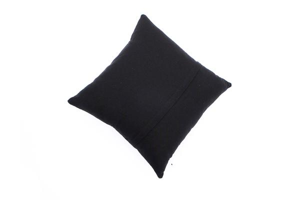 Primecut One of a Kind Salt + Pepper Cowhide Pillow