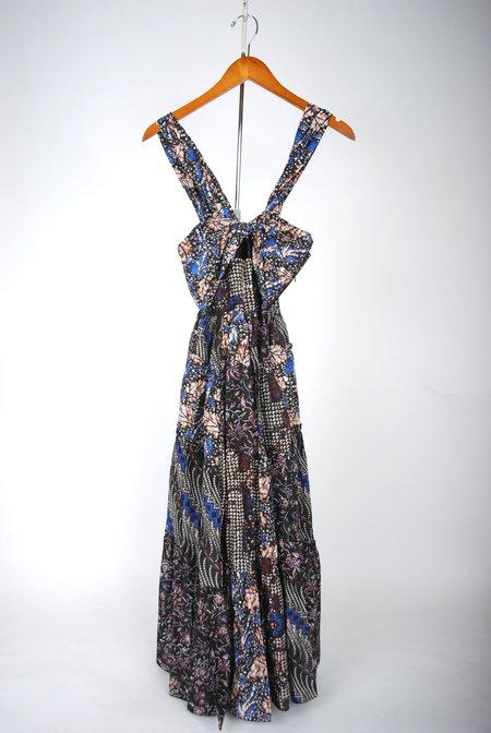 Ulla Johnson Naaila Dress - INDIGO