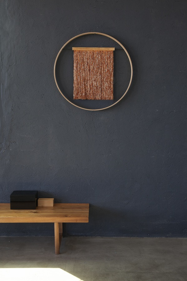 Julie Thevenot LARGE SIXZERO COPPER HANGING
