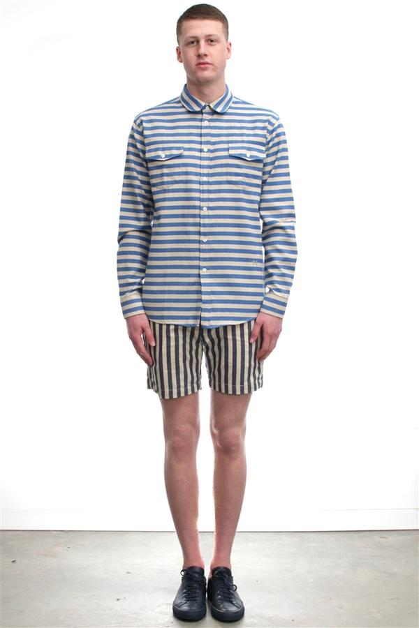 Men's Soulland Berliner Shorts