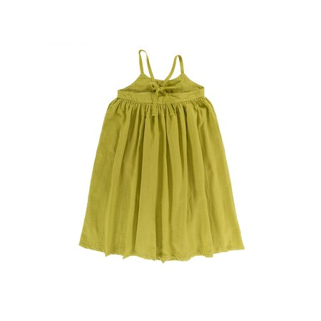 KIDS Omibia Violeta Dress - Lime