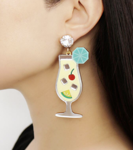 Jennifer Loiselle Pina Colada Earrings