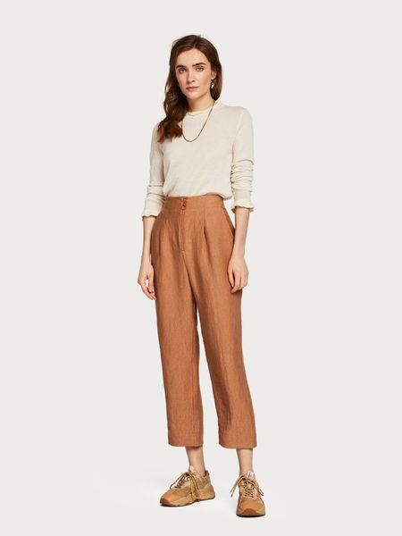Maison Scotch Cashmere Pullover - Off White