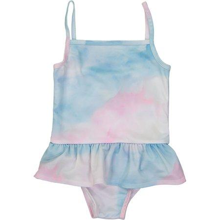 KIDS Romey Loves Lulu  Swimsuit - Cotton Candy