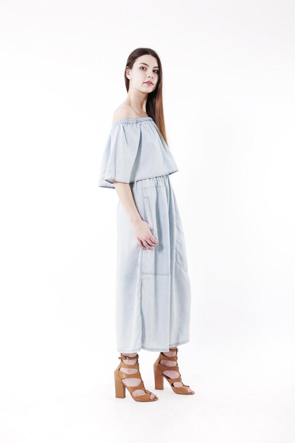 LF Markey Otto Dress (Light Blue)