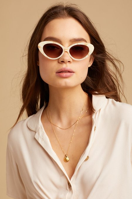 Velvet Canyon Ruby Tuesday Sunglasses - Marble