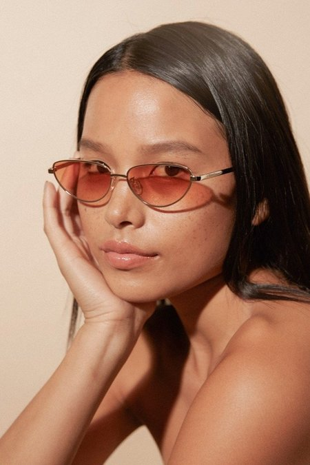 Velvet Canyon Cassady Sunglasses - Peach