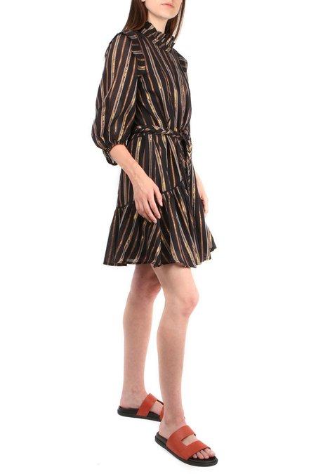 d88fd708e6b Apiece Apart Rafaela Mini Dress - black ...