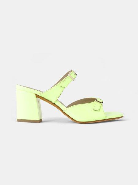 maryam nassir zadeh una sandal - sun fluorescent