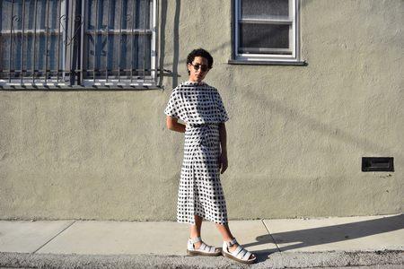Osei-Duro Katharos Dress - Excel Doc