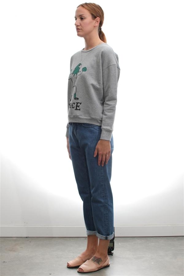 Bérangère Claire Sweat Shirt Eagle