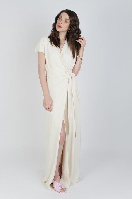 Les Heroines Lady Dress - Creme