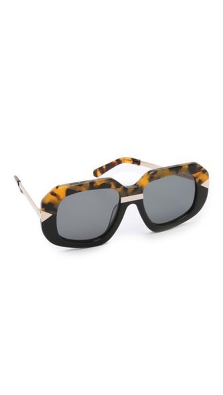 Karen Walker 'Hollywood Creeper' sunglasses