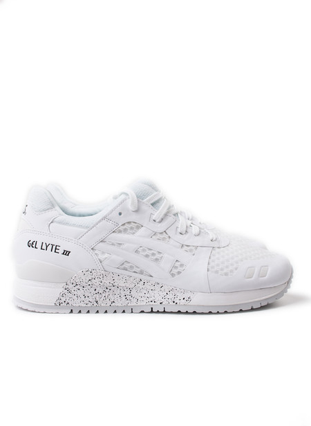 Men's ASICS Gel Lyte III NS White/White