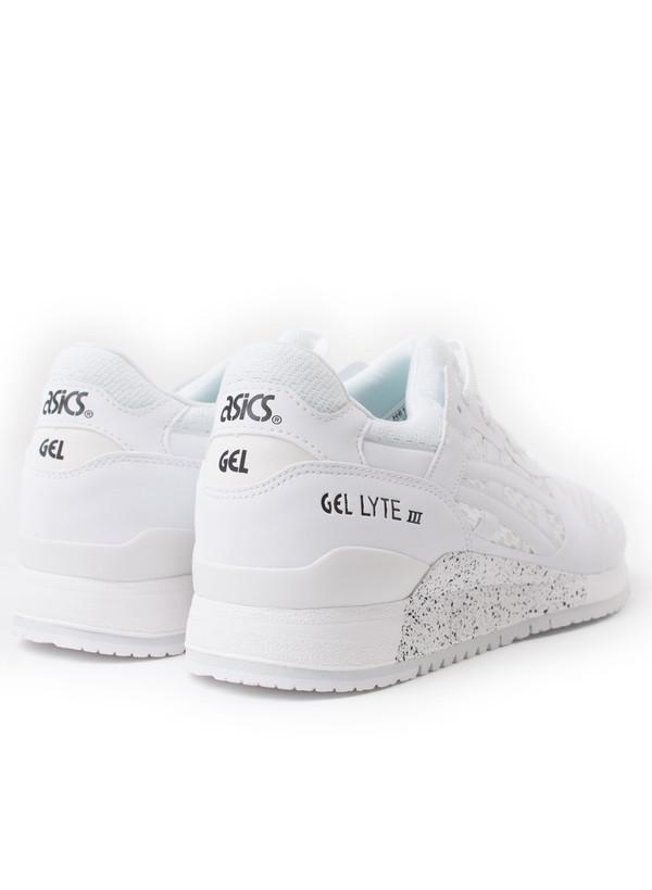 Men's ASICS Gel Lyte III NS White/White