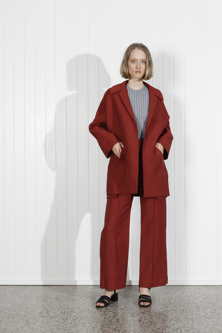 Rachel Comey Current Jacket - Brick