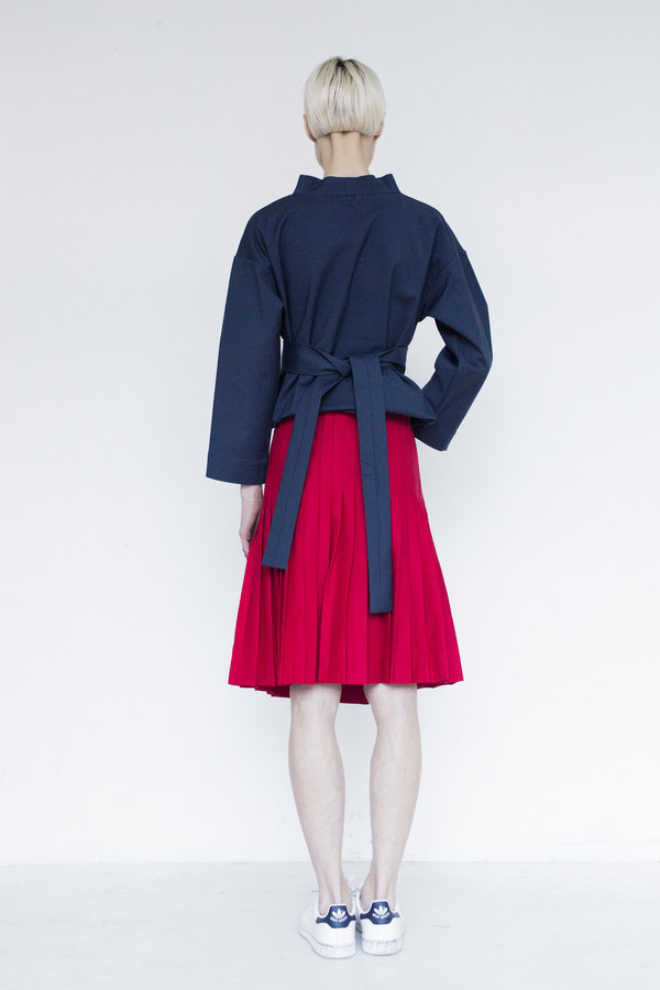 Title A Suiting Spring Kilt