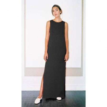 Pari Desai Noa Tank Dress Black