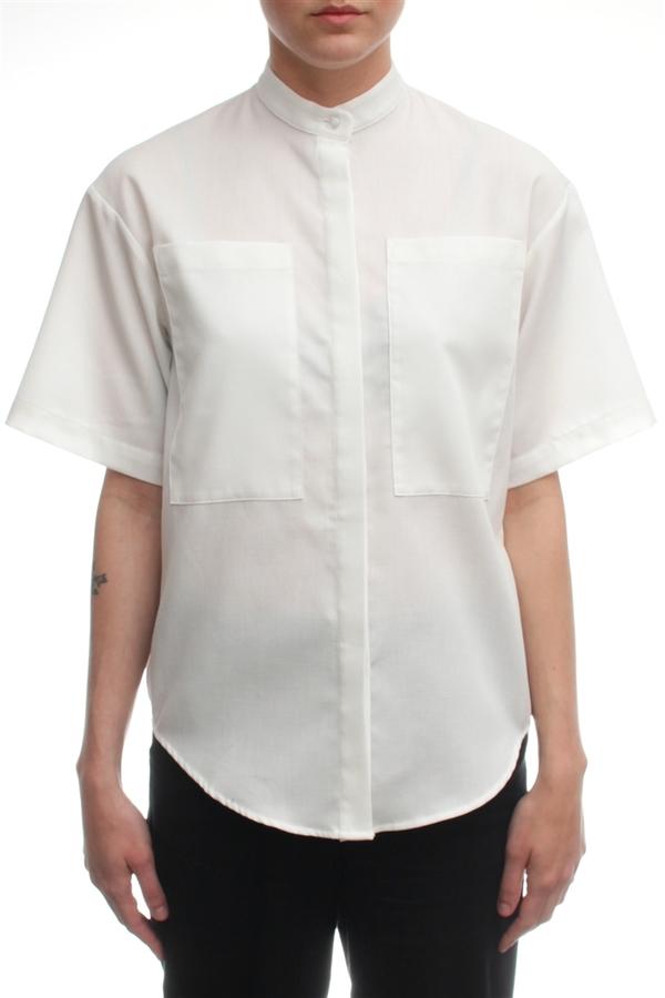 Nomia Boxy Pocket Shirt