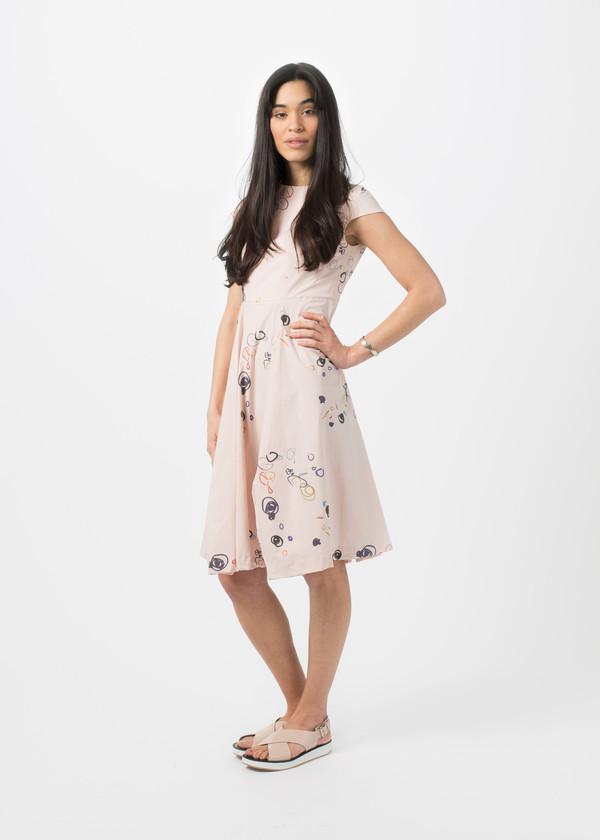 Echappees Belles Rose Dress