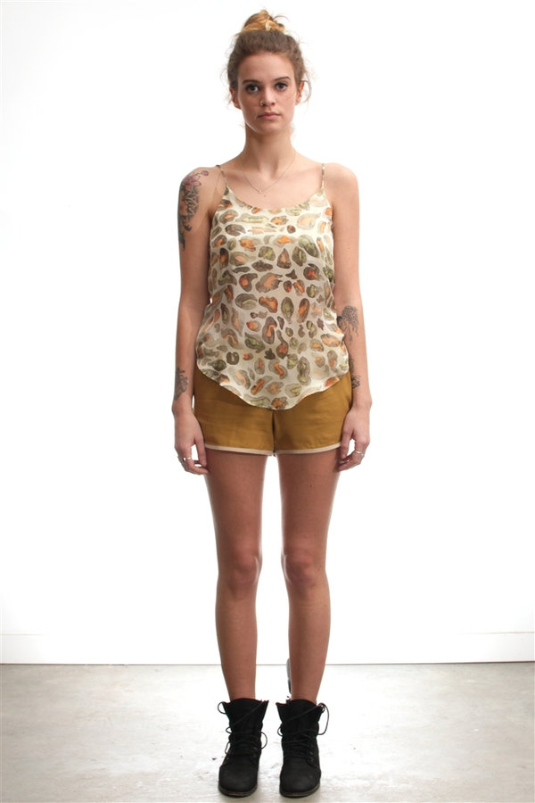 Nanushka Moa Shorts