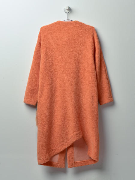 Anne Vest May Coat - Orange