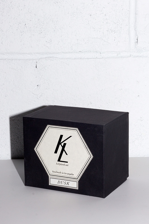 Kelly Lamb  EVER CANDLE in DUSK