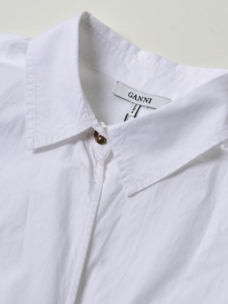 Ganni Olayan blouse - Bright White