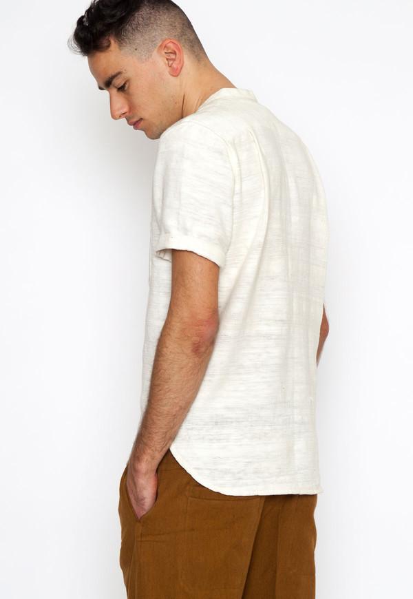 Khadi Popover Shirt